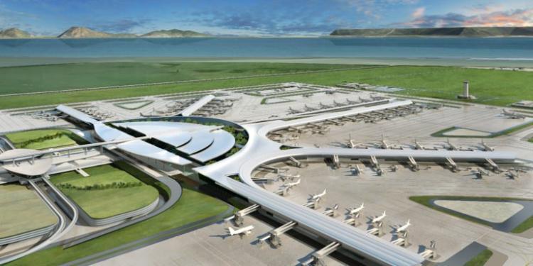 Bulacan Airport Render